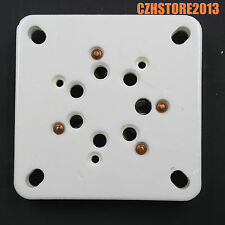 1PC GM70,GM71 7Pin Ceramic Vacuum Tube Socket Valve Base DIY Vintage AMP Part