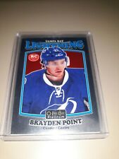 2016-17 O-Pee-Chee Platinum Retro #R78 Brayden Point RC mint!!