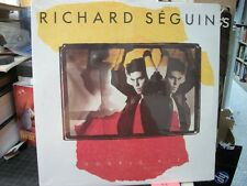 FRANCO LP: RICHARD SEGUIN Double Vie SEALED! SAISONS Gentil, Gentil