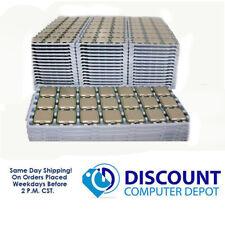 Lot of Intel Pentium E5300 CPU Processors Bulk 5 qty