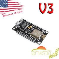 NodeMcu LUA ESP8266 ESP-12 CH340G LoLin V3 WiFi IoT Development Board Module US