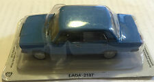 "DIE CAST "" LADA 2107 "" AUTO DELL' EST SCALA 1/43"
