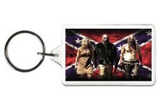 THE DEVILS REJECTS NOVELTY PHOTO KEYCHAIN