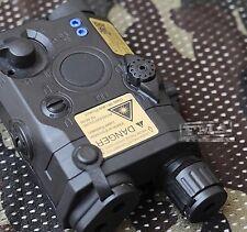 NEW Black PEQ 15 LA-5 Dummy Battery Case Model F418