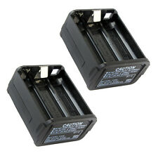 2X BT-8 AAX6 Battery Case for Kenwood Radio TH-28 TH-48 TH-78HT high quality HOT