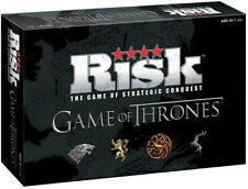 Game of Thrones™  Risk®  Age 18+  2-7 players 60+ minutes