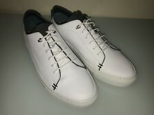 2958f18cb Ted Baker London Kiing Men s Size US 11 White Leather Fashion Sneakers Shoes