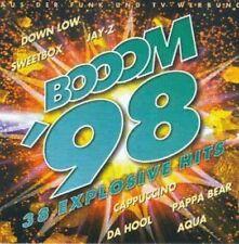 Booom '98 Aqua, Bell Book & Candle, DJ Sammy feat. Carisma, Touché, Viv.. [2 CD]