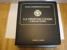 VINTAGE U.S. FIRST DAY & SPECIAL COVERS,1993-1995 POSTAL COMMEMORATIVE SOCIETY