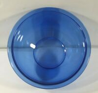 "VINTAGE ""PYREX"" 323 1.5L BLUE BOWL MADE IN USA NO STOVETOP OR BROILER"