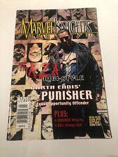 Marvel Knights Magazine # 5, 2001
