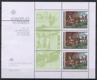 Portugal Madeira 1982 Mi. Bl. 3 Block 100% Postfrisch EUROPA CEPT, Historische
