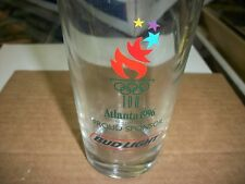 1996 OLYMPIC GLASS ATLANTA - BUD LIGHT