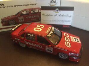1:18 AutoART Peter Brock Volvo 850r 1996 Australian Super Touring championship