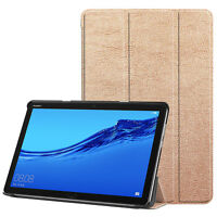 Custodia Protettiva Per Huawei Mediapad M5 Lite Tablet Book Cover Flip