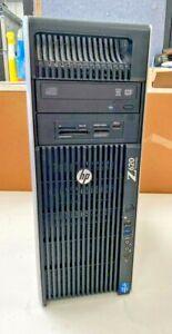 HP Z620 Workstation - Xeon E5 CPU - 32GB Ram - 1TB HDD - QUADRO 2000 Graphics
