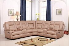 Reclining Sectional Couch Ebay