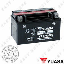 BATTERIA YUASA YTX7A-BS KYMCO PEOPLE 125 1999>2000