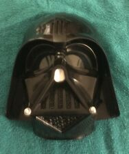 Star Wars Darth Vader Voice Changer Helmet Talking Mask Sold As Is In Great (EUC