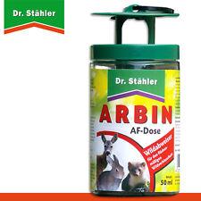 Dr.Stähler Arbin Af Boîte + 50 ML Solution Wildabweiser