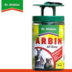 Dr.Stähler Arbin Af Can + 50 ML Solution Wildabweiser