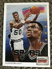 1991-92 Upper Deck Basketball The Collector's Choice David Robinson #94