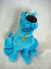 More details for scooby doo plush in  blue 27cm high plush