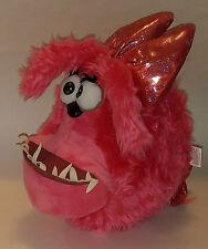 Max Pink Dog Plush Despicable Me Minion Mayhem Stuffed Animal Universal Studios