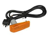 Side Marker Light Amber RIGHT=LEFT Fits MERCEDES 190 W201 W124 S124 1982-2001