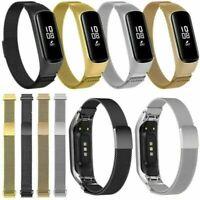Für Xiaomi 3/4Mi4 Armband Uhrenarmband Metall Magnet Milanese Watch Band Strap*1