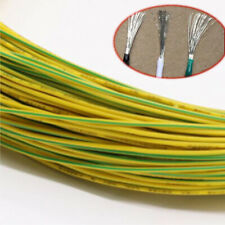 Yellow Green Equipment Wire Diy Electrical Wire Flexible Cable Ul1007 16~26Awg