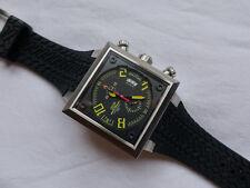 Herren Armbanduhr | Men's Fashion | Chronograph | Edelstahl | Multifunktionsuhr