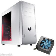 BITFENIX COMRADE WHITE WINDOW - 850W SATA PSU - ATX - mATX - MINI ITX CASE