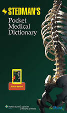 Stedman's Pocket Medical Dictionary by Lippincott Williams and Wilkins...