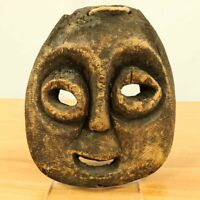 Alte Afrikanische Maske Holz geschnitzt African Mask Kunsthandwerk Afrika