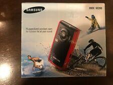 Samsung Hmx-W200 Ruggedized Camcorder in Original Box, Excellent!