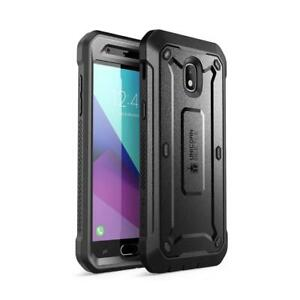 For Galaxy J3 Case Rugged Holster, SUPCASE Unicorn Beetle PRO Shockproof Cover
