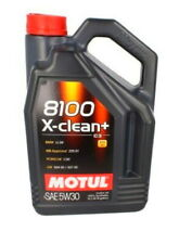 Motul 8100 X-clean+ 5W30 Vollsynthetisches Motorenöl - 5L (102269)