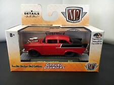 M2 MACHINES 1957 CHEVROLET 150 1:64 GROUND POUNDERS FREE SHIPPING!!!