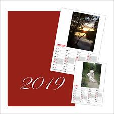 Fotokalender 2019 Bastelkalender Selbstgestalten NEU Foto Kalender zum basteln