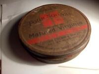 Scottish Four Square Tobbacco Tin Vintage,collectable Matured Virginia