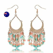 Retro Hook Alloy Fashion Earrings