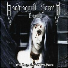MANDRAGORA SCREAM - Dragonfly  [Ltd.CD+DVD] DCD