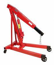 Dragway Tools® 3 Ton 6000 LB Heavy Duty Engine Hoist Cherry Picker Shop Crane