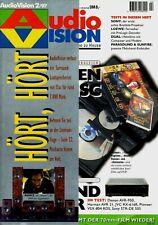 Film-Zeitschrift # Home Entertainment # AudioVision # Heft 02/1997 # März-April