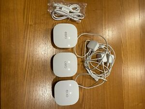 eero mesh (3rd Generation) Wi-Fi Router/Extender - Pack of 3