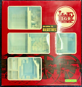 LGB EMPTY BOX - LIMITED EDITION - G SCALE - G GAUGE - FREE NEXT DAY DELIVERY