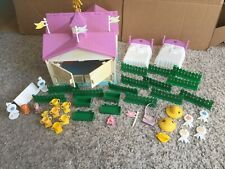 Vintage G1 My Little Pony Show Stable with Original Accessories