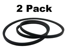 "(2) Industrial & Lawn Mower V Belt B80 (5/8"" x 83"") 5L830"