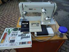 Pfaff 262 Nähmaschine mit Lernbuch für Leder Planen Jeans geeignet